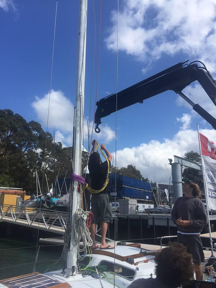 mast lifts