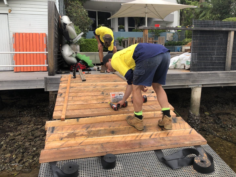 Decking & Timber replacement & repairs