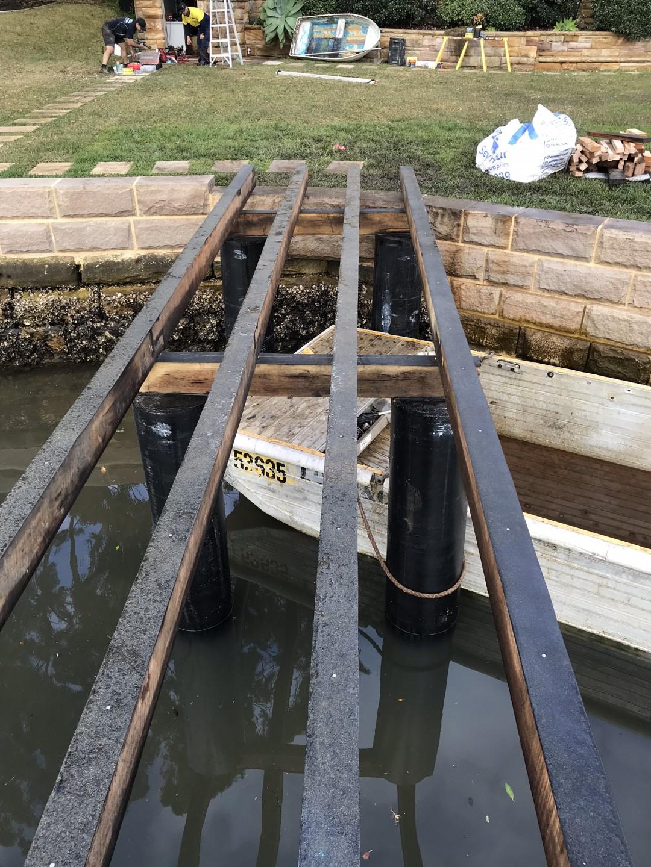 Stonewall & Jetty repairs & maintenance