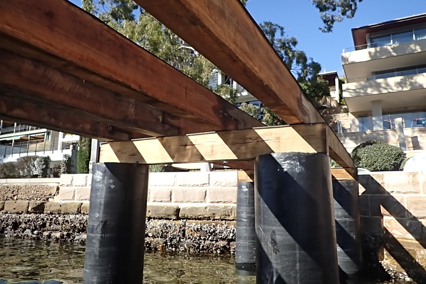 Jetty & Wharf Structural repairs